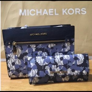 Michael Kors Hailee Crossbody & Wallet NWT